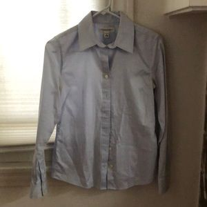 Banana Republic Riley Tailored Super-Stretch Shirt